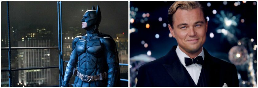 Halloween Hunks: Batman and Jay Gatsby
