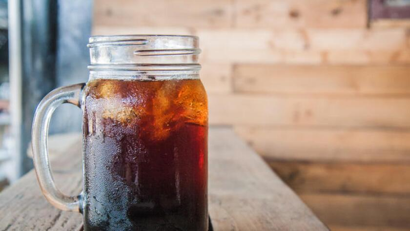Wake up and enjoy a cold brew coffee to celebrate National Coffee Day on Thursday, Sept. 29. (Courtesy Photo)