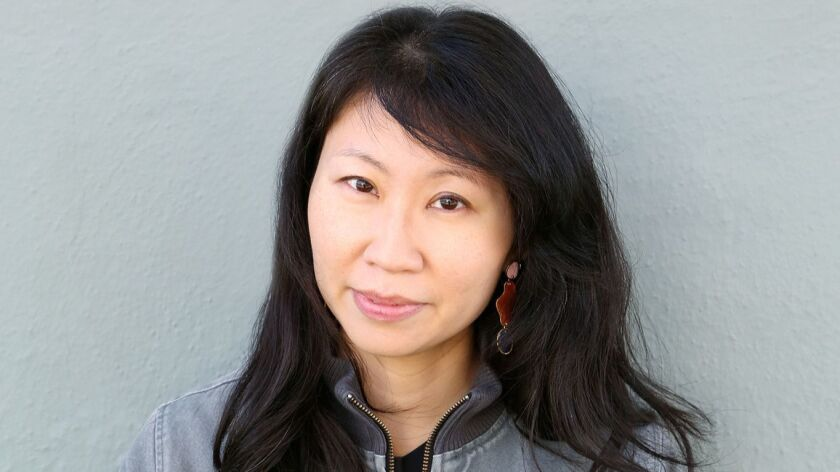 """An author photo of Chia-Chia Lin for her novel """"The Unpassing."""" Credit: F. Yang"""