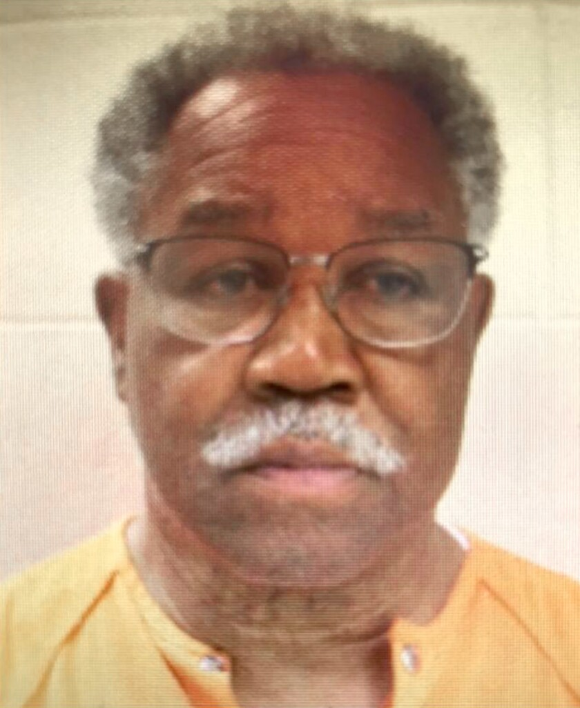 May 2019 booking photo of Eddie Lee Anderson released by the Orange County SheriffÕs Department.