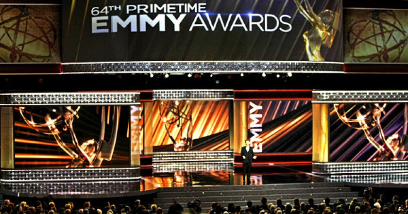 Jimmy Kimmel onstage.