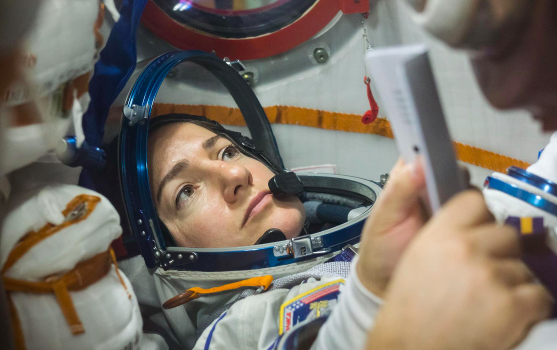 UCSD graduate Jessica Meir reaches International Space Station via Soyuz spacecraft
