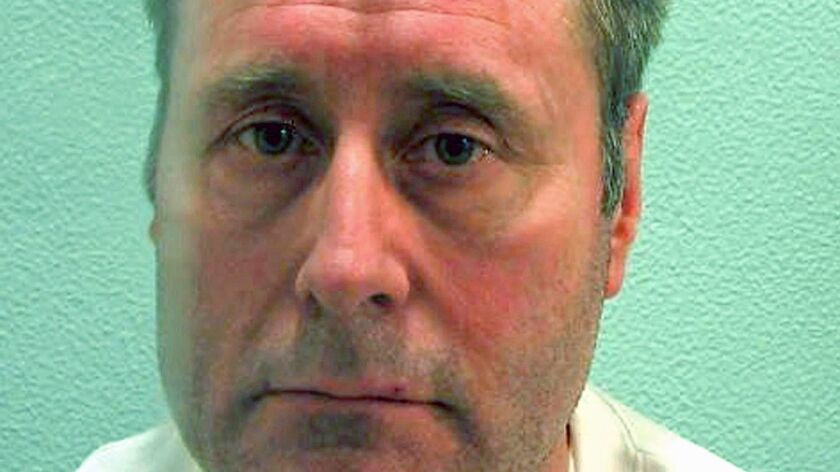 This undated file photo, made available on Friday by the Metropolitan Police, shows John Worboys.