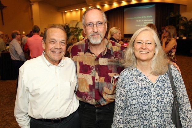 Jeff Ritchie, Jim Grisolia, Nancy Fox
