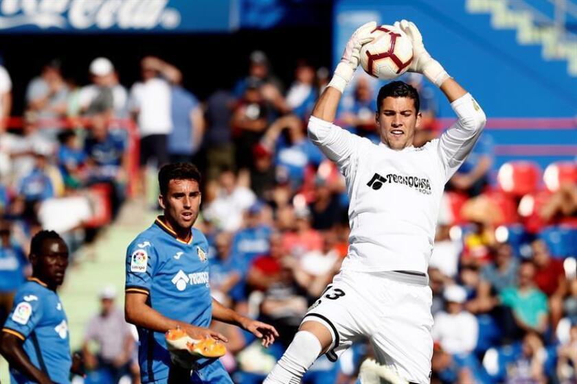 """David Soria, tras los pasos del """"Pato"""" Abbondanzieri"""