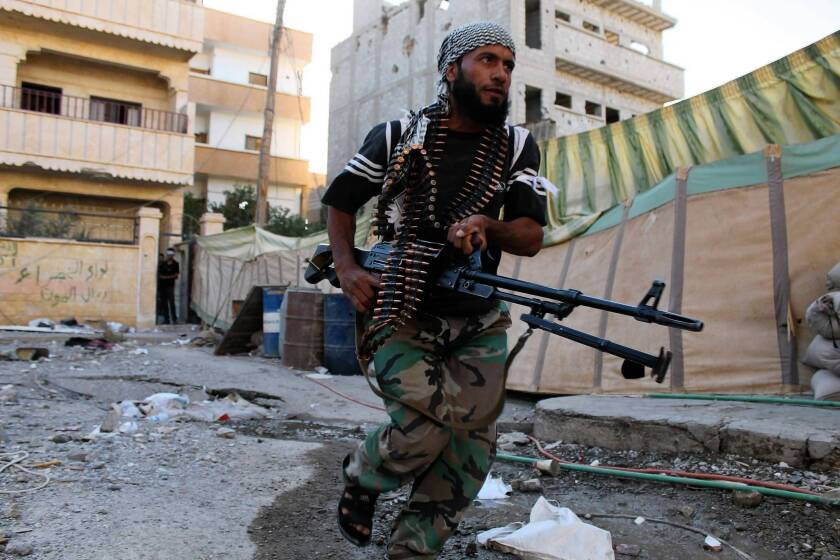 Clashes rage on in Syria despite chemical arms deal