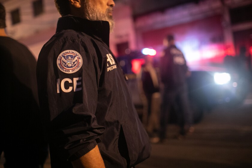 ICE Agents Take Part In Raids On Human Traffickers In Guatemala