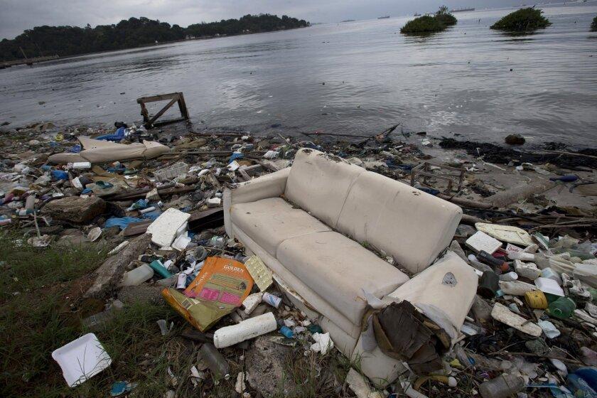 Guanabara Bay in Brazil