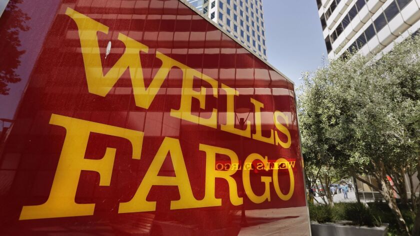 Since the hunt for a new chief executive began, Wells Fargo has seen its stock value fall.