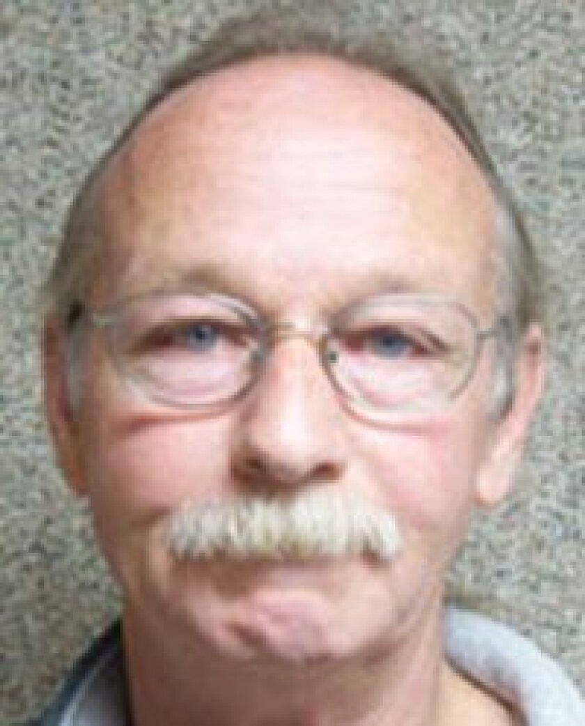 Registered sex offender Frank Lindsay of San Luis Obispo. Photo courtesy National Sex Offender Public Registry.