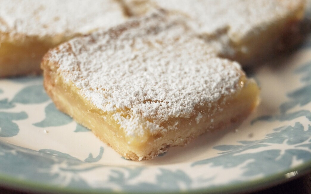 Joan's on Third's lemon bars