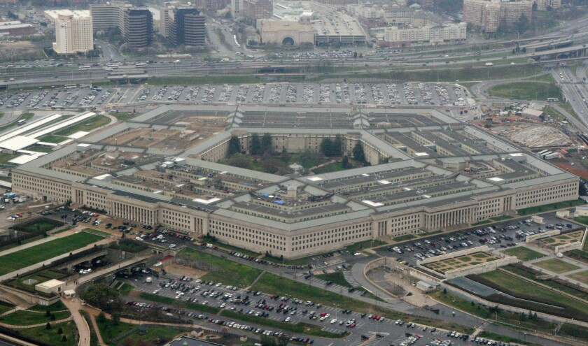 Mail sent to the Pentagon has tested positive for a toxic compound.
