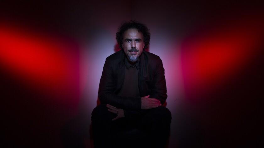 "Alejandro G. Iñárritu won the director Oscar for ""Birdman or (The Unexpected Virtue of Ignorance)"" on Sunday night."