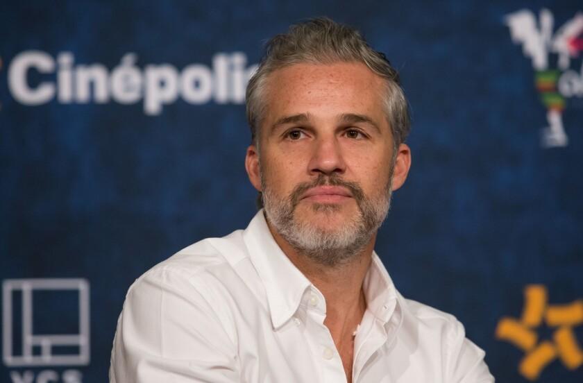El actor mexicano Juan Pablo Medina en una imagen de archivo.