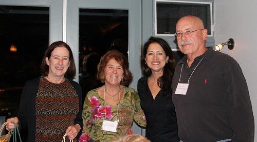 Jean Friedman, Suzanne Swigart, Tanys Evangelisti, Bill Michalsky