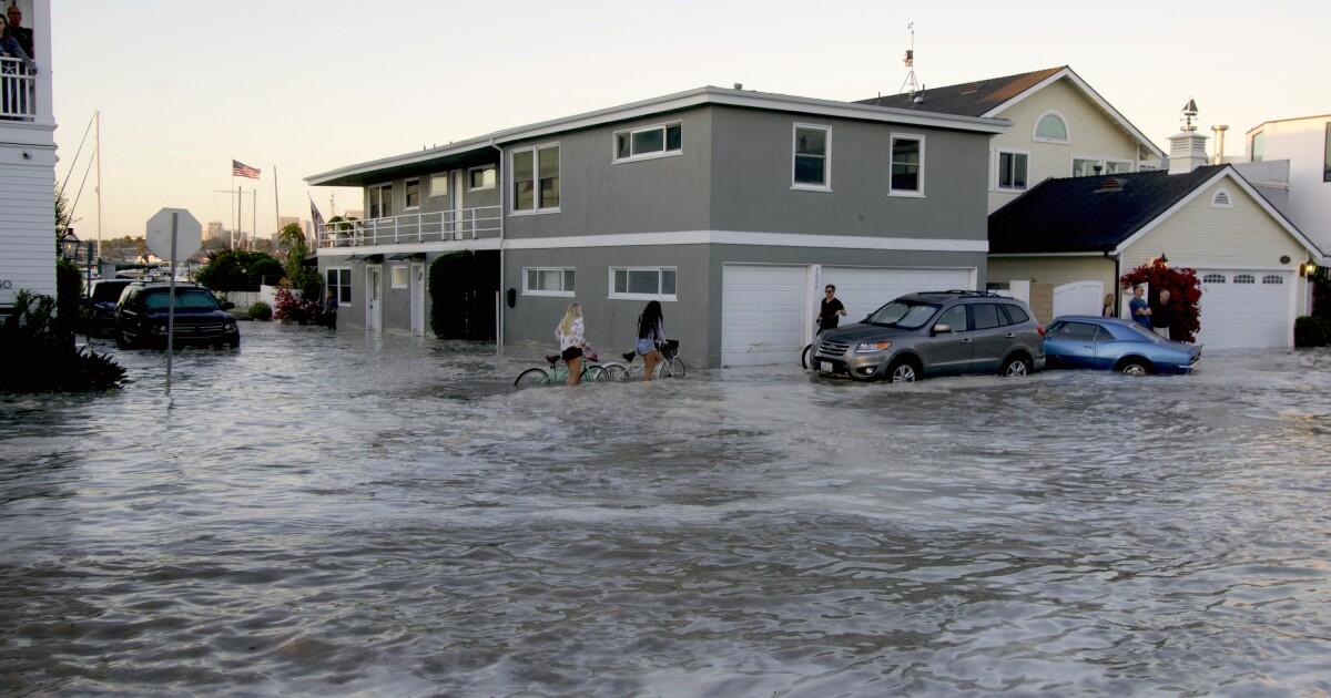 Major drainage improvements for Balboa Island inch forward