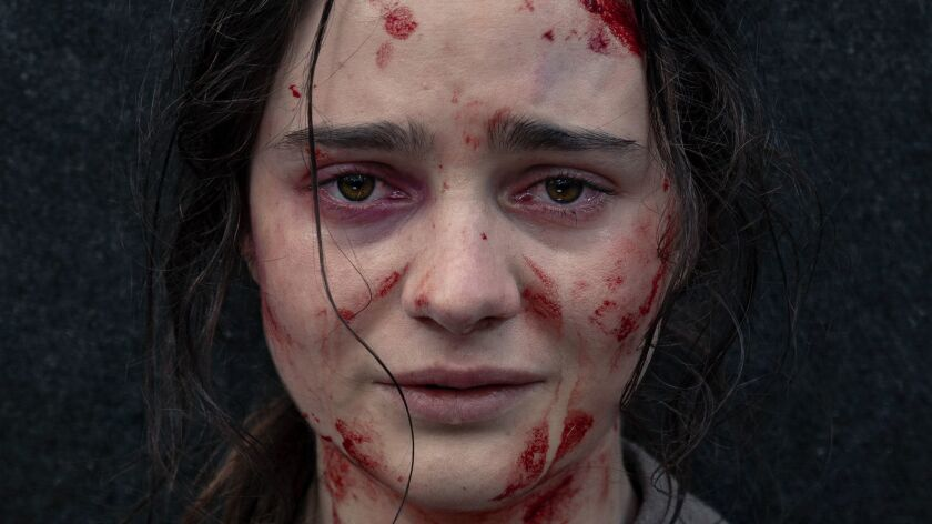 Aisling Franciosi appears in <i>The Nightingale</i>by Jennifer Kent, an official selection of the Sp