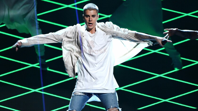 Justin Bieber, at the 2016 Billboard Music Awards in May, has quit Instagram.