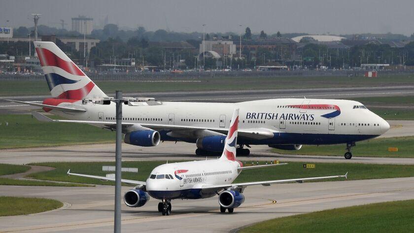 British Airways to resume operations in Pakistan, London, United Kingdom - 29 May 2017