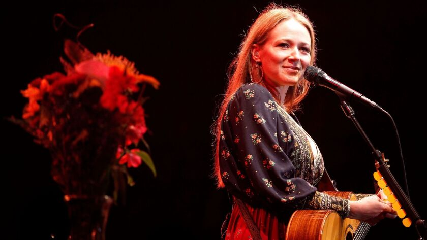 San Diego, CA_6/3/2013_Jewel performed a set at Humphrey's Concerts by the Bay Monday night. Her op