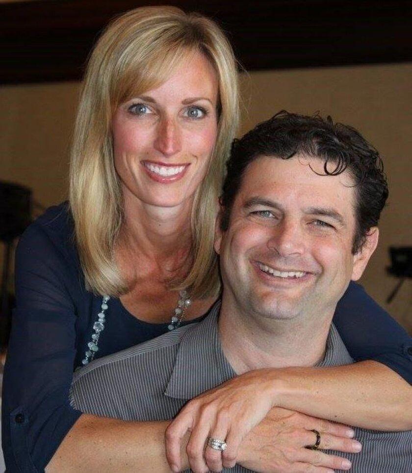 Kristin and Paul Gaspar