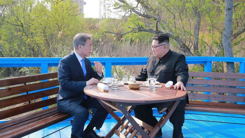 NKOREA-SKOREA-DIPLOMACY-SUMMIT