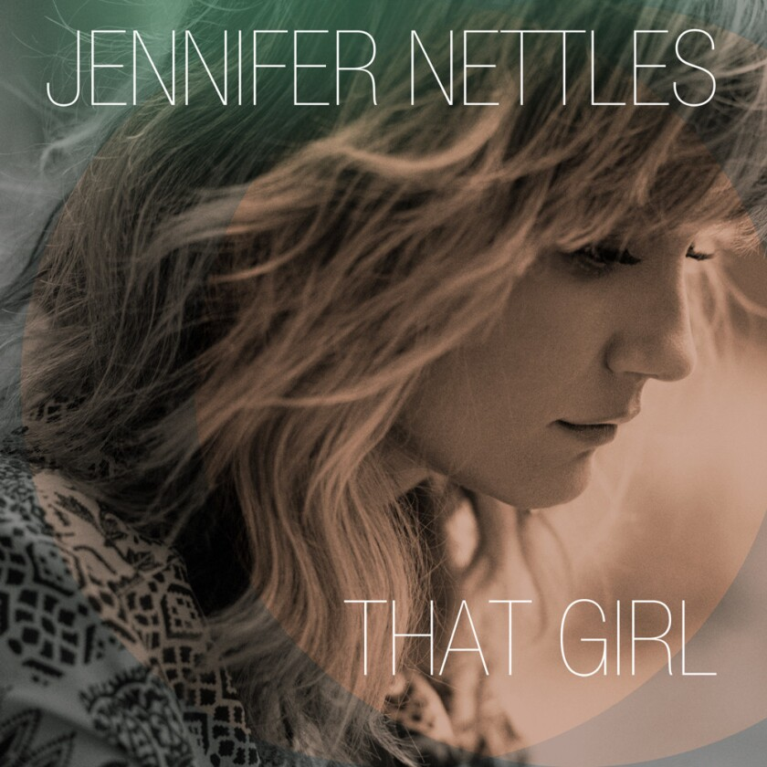 """Jennifer Nettles of the country duo Sugarland has a new solo album, """"That Girl."""""""