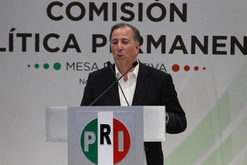 El reputado economista, abogado y exsecretario de Hacienda José Antonio Meade. EFE/Archivo