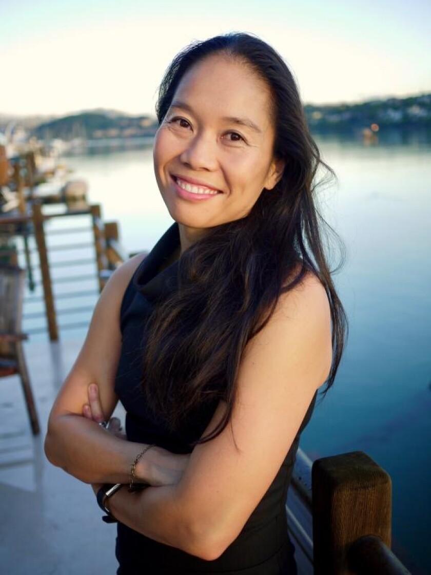 Author Bonnie Tsui