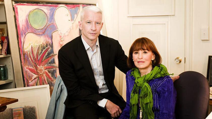 El el documental Nothing Left Unsaid: Gloria Vanderbilt & Anderson Cooper.