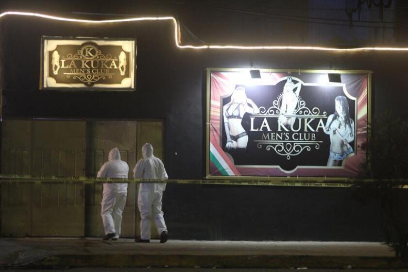 Los casos de homicidios multiples ocurridos en Cancún, balneario del Caribe Mexicano, son un indicador de los criminales reaccionan al combate de las autoridades, dijo el fiscal del estado de Quintana Roo, Óscar Montes de Oca Rosales. EFE/Archivo