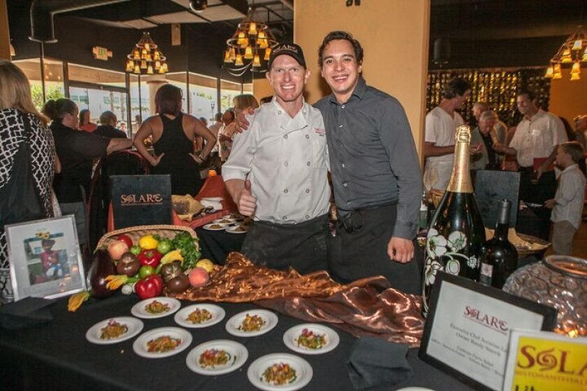 With a $130,000 fundraising goal, this year's Harvest for Hope on Sept. 13 will include gourmet food and beverage stations, a live and silent auction, and entertainment by local musicians Lori Bell and Ron Satterfield. Courtesy photos