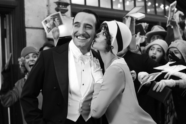 """French director Michel Hazanavicius has shot movies in Morocco, Brazil and France. But for """"The Artist,"""" his new black and white silent melodrama set in Hollywood in the 1920s and '30s, Hazanavicius said he had to film in Los Angeles. """"It has to be authentic,"""" he said. """"To re-create this era, the architecture, all the details. You could go to Budapest and say, 'Yeah, this is stylized Los Angeles. People are more brown with bad teeth, but it's another Los Angeles.' No, it was important to be here."""" In """"The Artist,"""" silent film star George Valentin (Jean Dujardin) and chorus girl Peppy Miller's (Berenice Bejo) lives and careers are upended by the arrival of talkies -- he staggers into obsolescence just as she emerges as a leading lady. To reconstruct the silent film age in all its glamour, Hazanavicius relied on several classic Hollywood locations. Here's a look at a few of the key ones."""