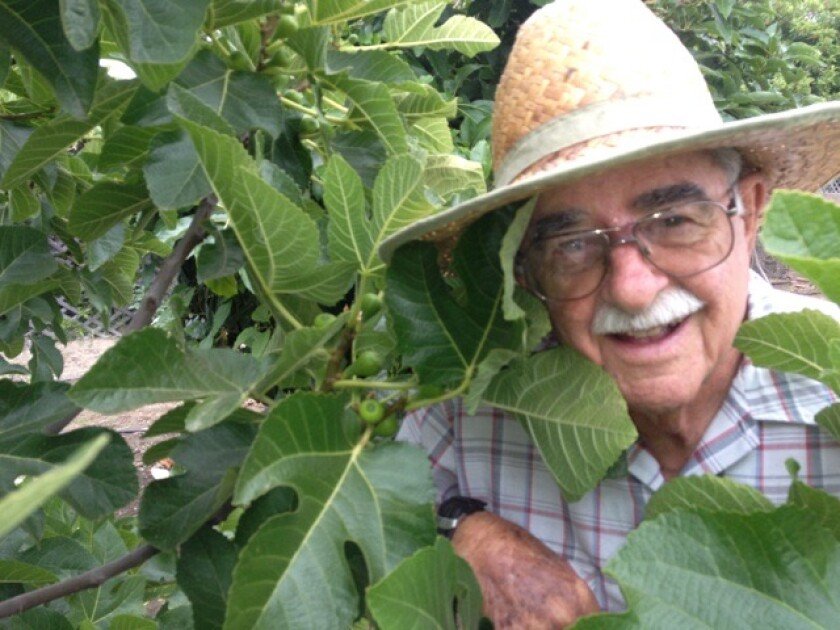 Sid Weiser, founder of Weiser Family Farms in Tehachapi.