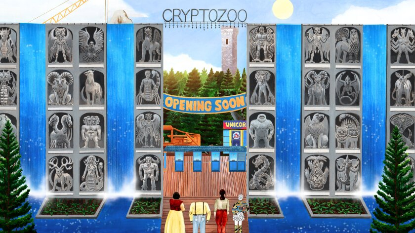 """A scene from the movie """"Cryptozoo."""""""