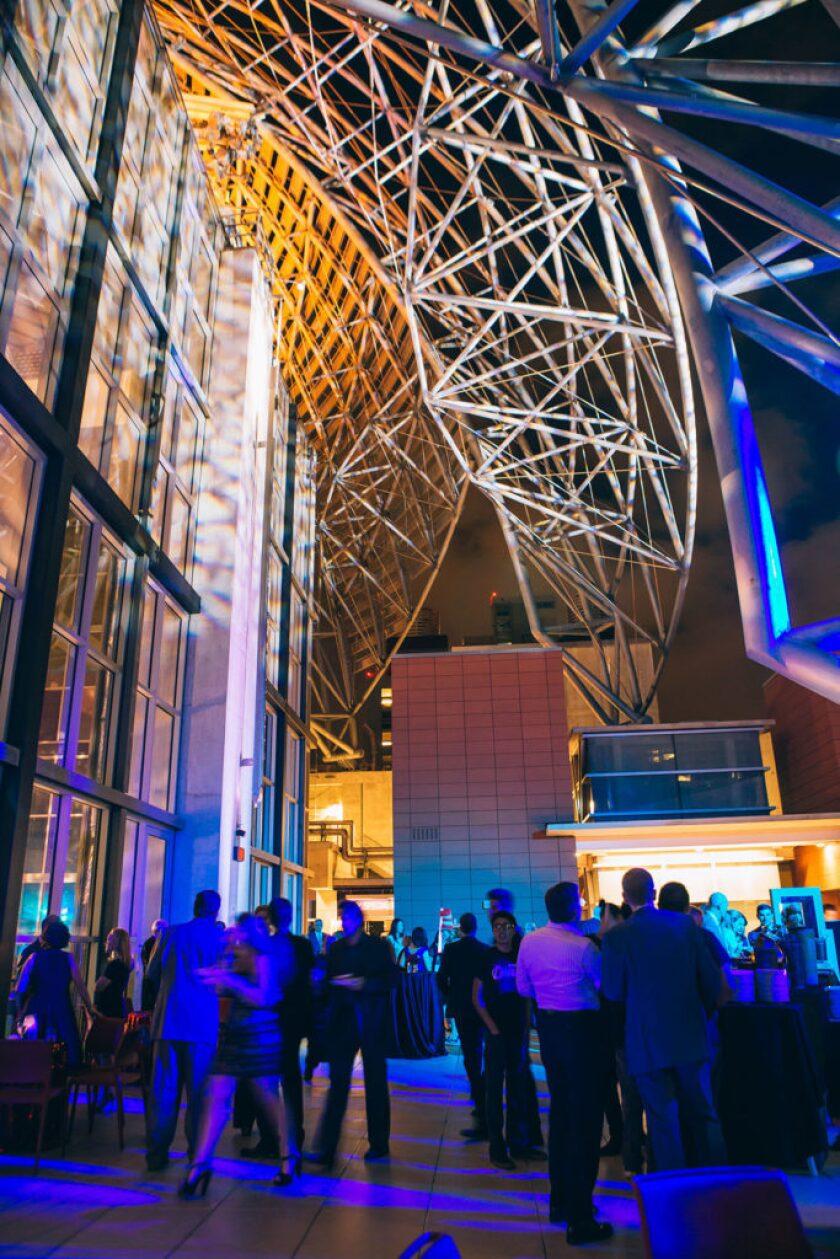 Celebration Under the Dome