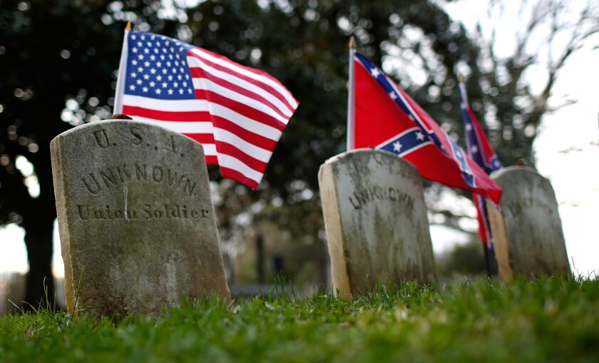 Editorial: 150 years later, Civil War's lessons are not all ...
