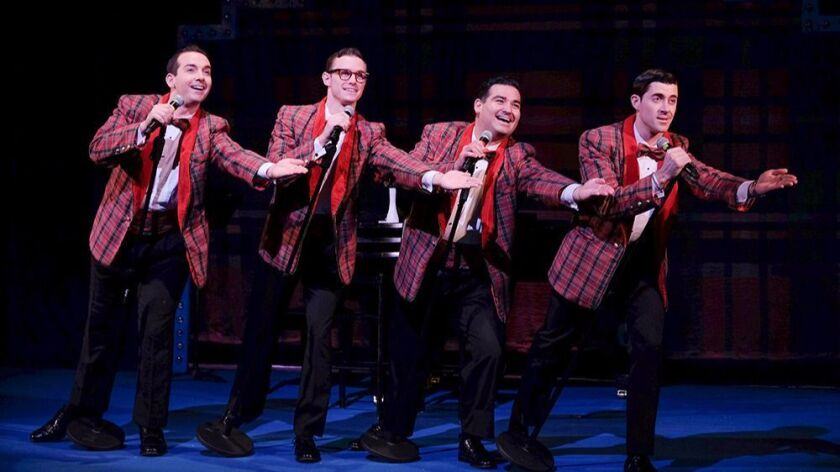 """Plaid Tidings"" is at the Welk Resorts Theatre through Dec. 31."