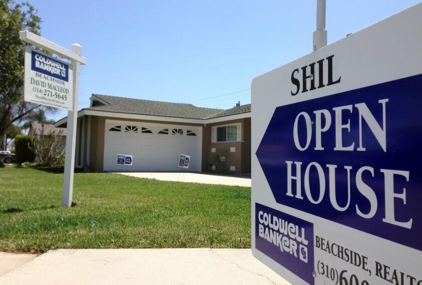 Open house in Huntington Beach