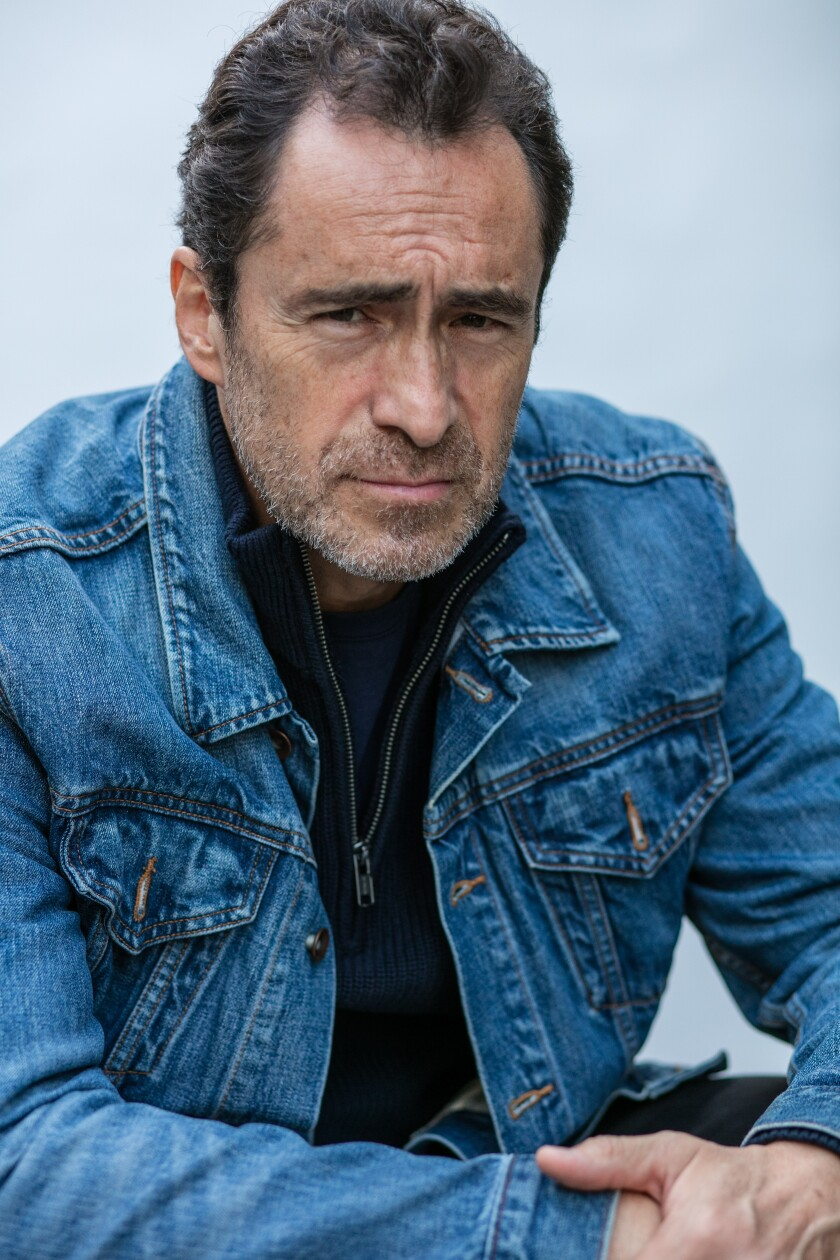 "Demián Bichir stars in ""The Midnight Sky"" and ""Land"" this awards season."