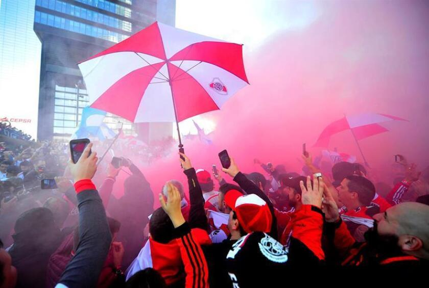 River festejará la obtención de la Libertadores este domingo en el Monumental