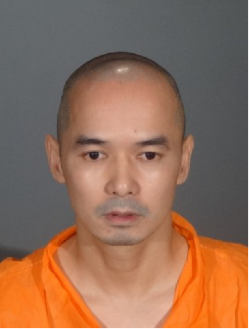 Sam Nhat Do, 42, was arrested in the fatal shooting of a man and a woman in Alhambra.