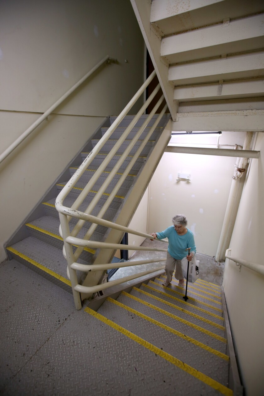 Montrose senior home elevators not working
