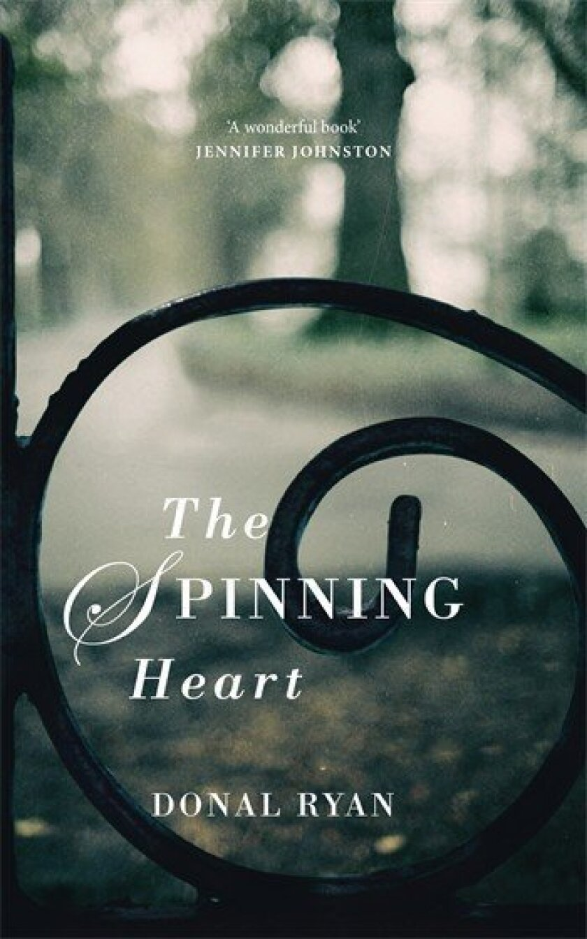 """Donal Ryan's now-successful debut, """"The Spinning Heart."""""""