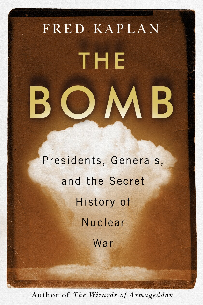 Book Review - The Bomb