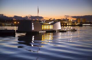 Pearl Harbor Veterans visit Hawaii elementary school