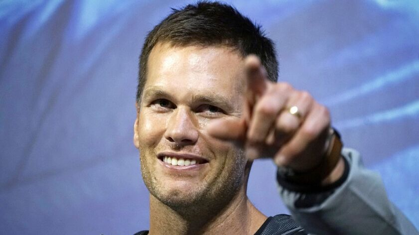Tom Brady announces new book and it's already a bestseller