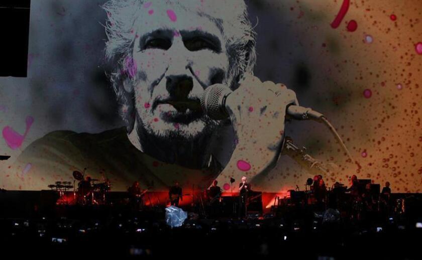 """El músico británico Roger Waters ofrecerá dos conciertos en México en los meses de noviembre y diciembre como parte de la gira """"Us + Them"""", en homenaje a la canción del mismo nombre del álbum de Pink Floyd """"Dark Side of the Moon"""". EFE/ARCHIVO"""