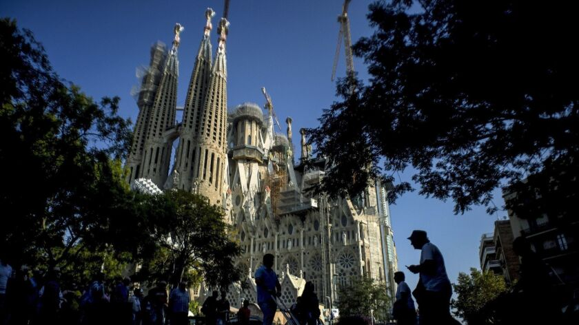 You can fly to Barcelona, Spain, home of iconic La Sagrada Familia, for less than $400 from fall through the first day of spring next year for $385 on low-cost carrier Norwegian.