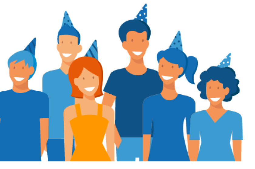 Amazon.com now lets Facebook users ask their friends and family to pitch in for a gift card for someone's birthday.